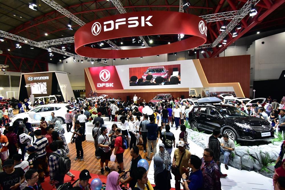 Lihat Deretan Mobil Baru di IIMS Hybrid 2021, Mulai DFSK hingga BMW Siap Unjuk Gigi 01