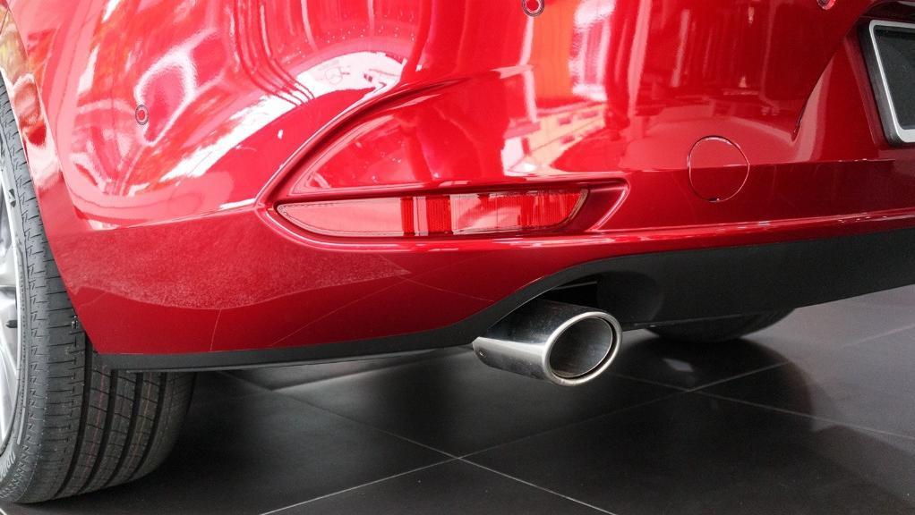 Mazda 3 2019 Exterior 010