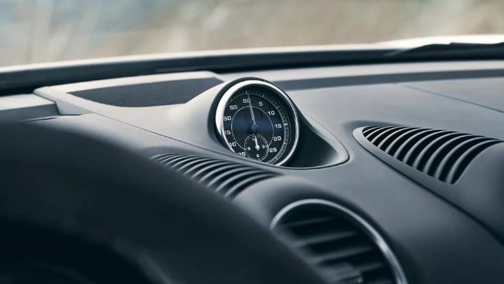 Porsche 718 2019 Interior 006