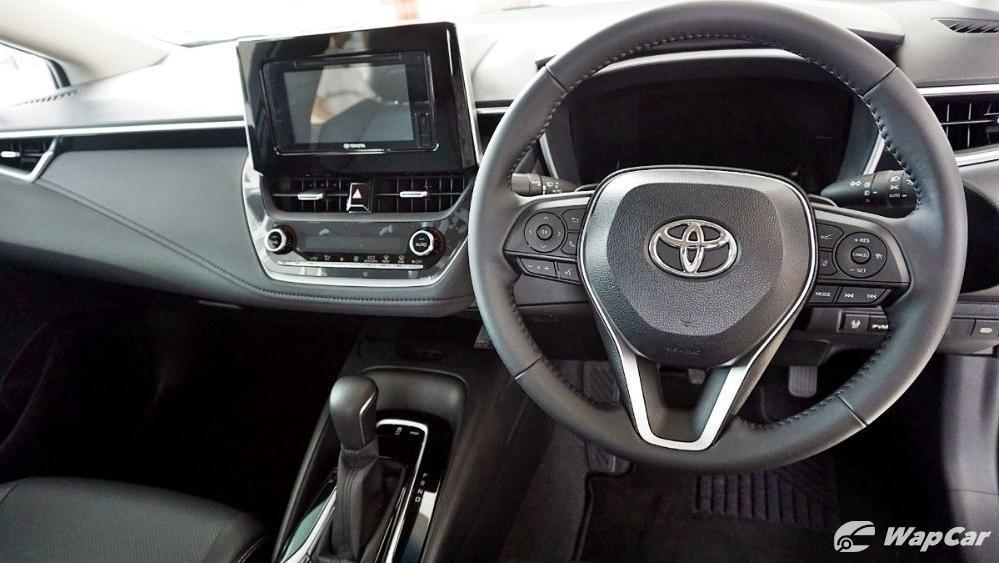 Toyota Corolla Altis 2019 Interior 049