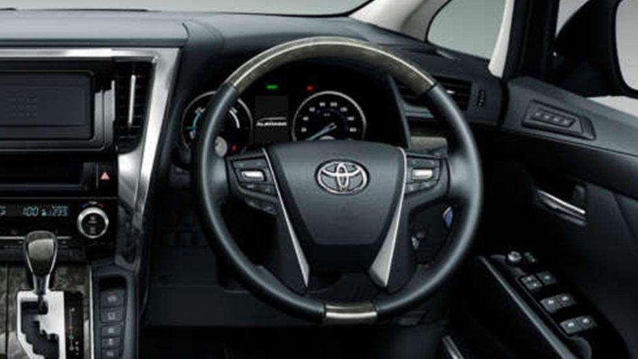 Toyota Vellfire 2019 Interior 003
