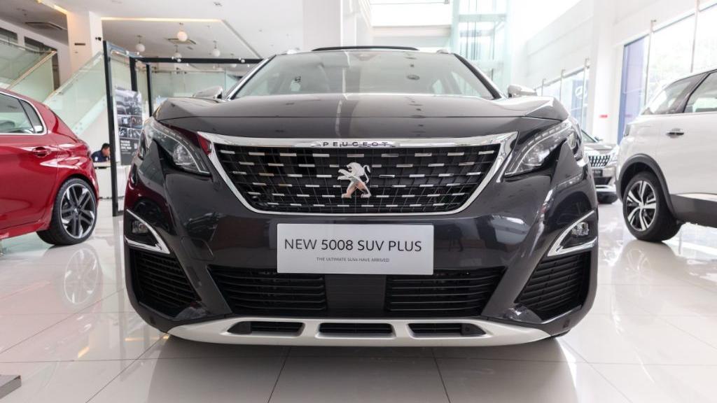 Peugeot 5008 2019 Exterior 002