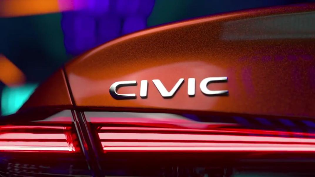 2021 Honda Civic International Version Exterior 020