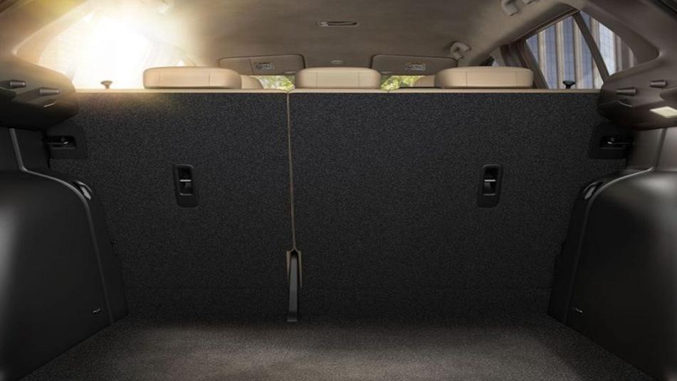 Nissan Kicks 2020 2019 Interior 009