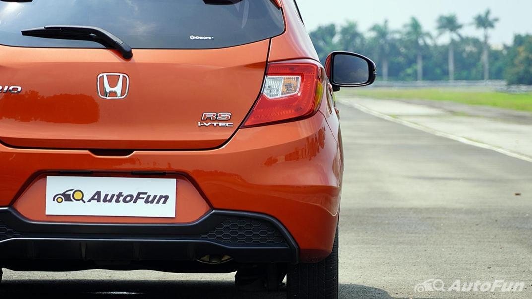 Honda Brio RS CVT Exterior 027