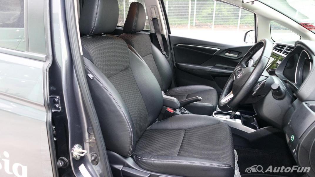 Honda Jazz 2019 Interior 018