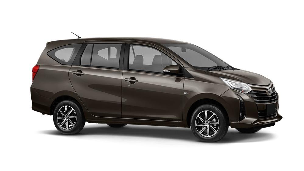 Toyota Calya 2019 Exterior 011