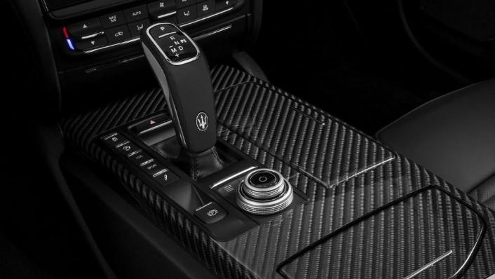 Maserati Quattroporte 2019 Interior 005