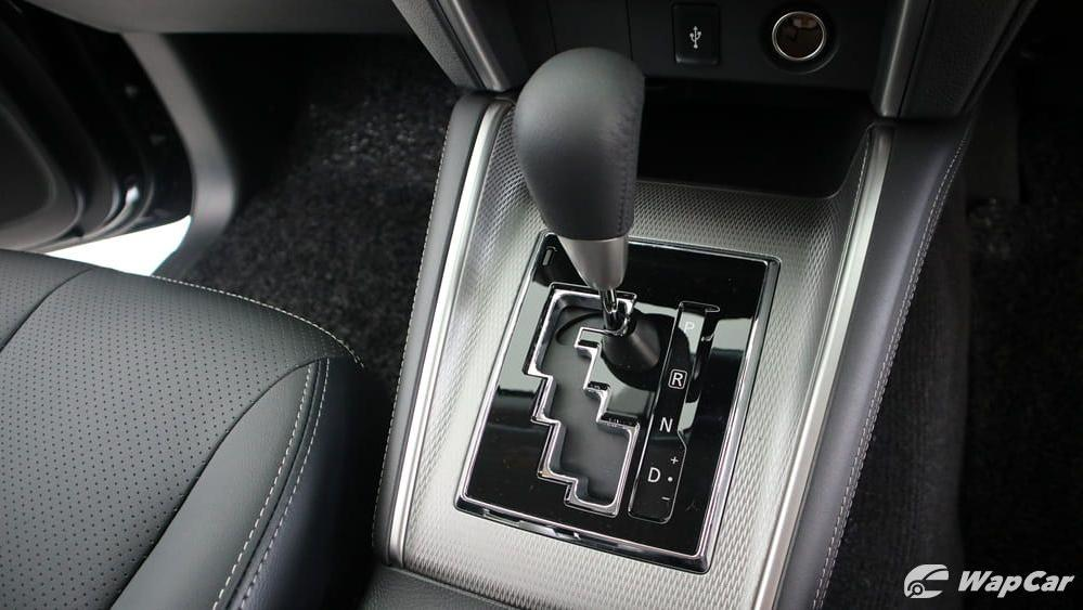 Mitsubishi Triton 2019 Interior 022