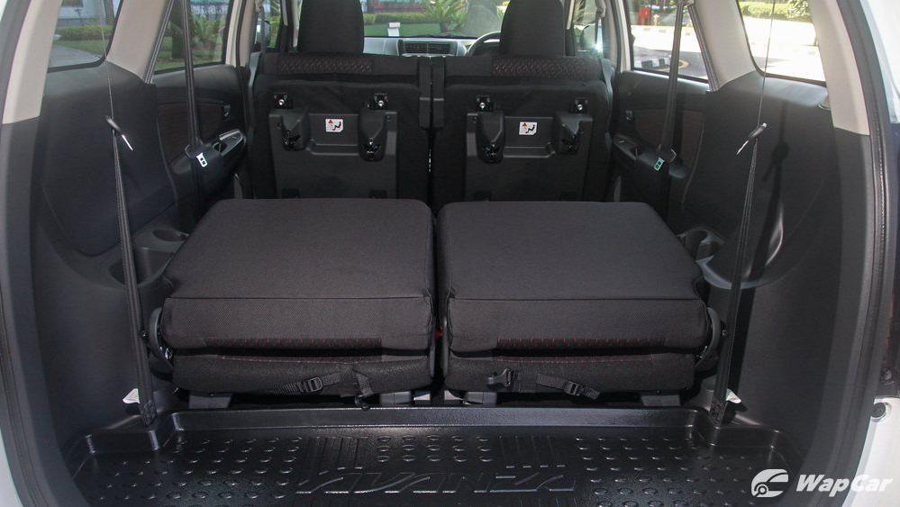 Toyota Avanza 2019 Interior 032
