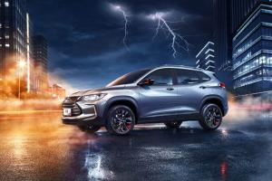 Chevrolet Tracker 2021, SUV Compact Rp300 Jutaan Pesaing Baru Honda HR-V
