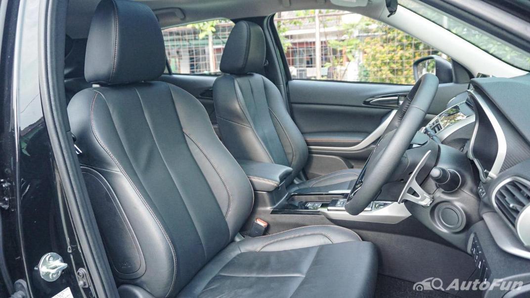 Mitsubishi Eclipse Cross 1.5L Interior 045