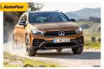 Mercedes-Benz Akan Luncurkan Hatchback Murah Pesaing Honda HR-V Seharga Rp300 Jutaan