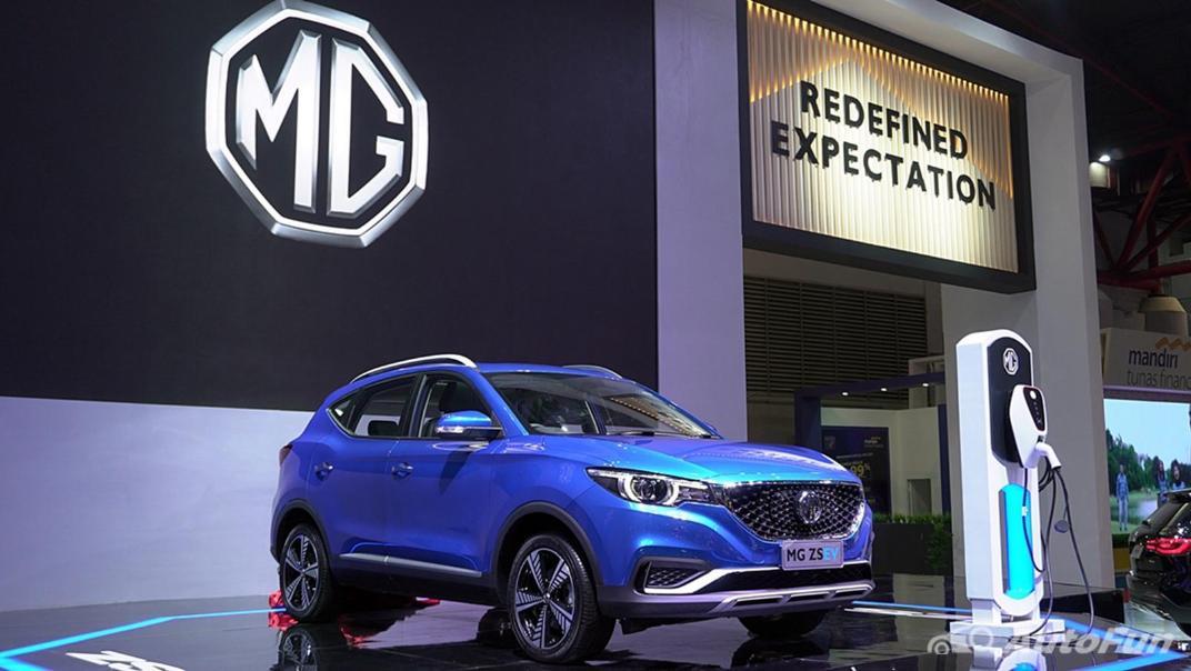 2021 MG ZS Exterior 002