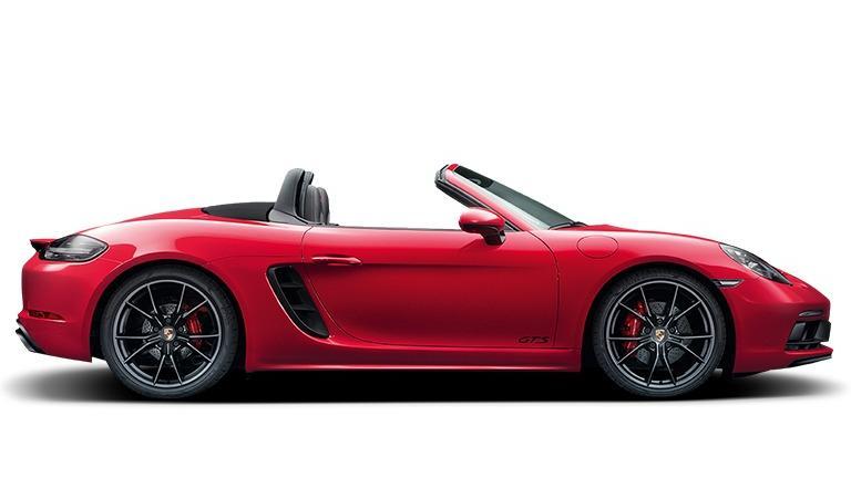 Porsche 718 2019 Exterior 022