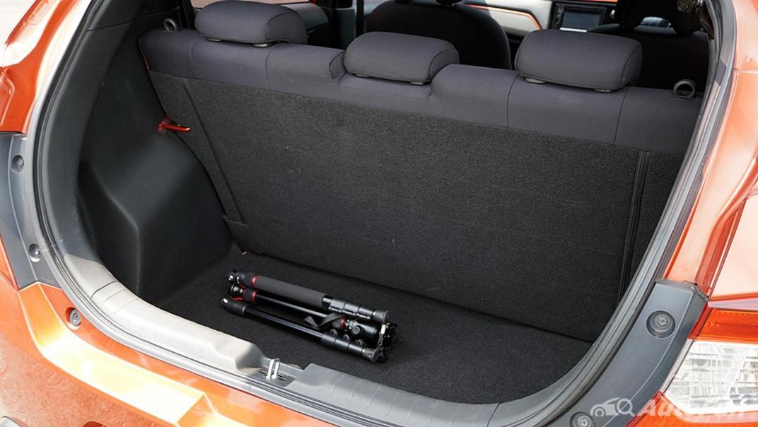 Honda Brio RS CVT Interior 028