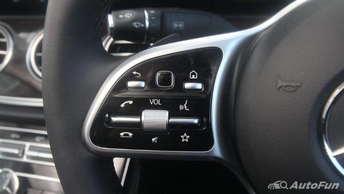Mercedes-Benz E-Class 2019 Interior 006