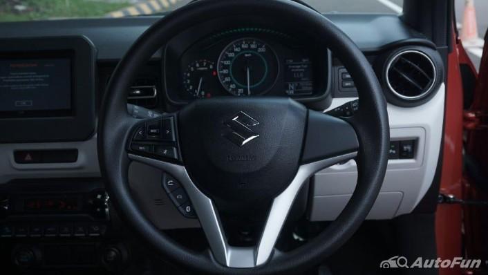Suzuki Ignis GX AGS Interior 003