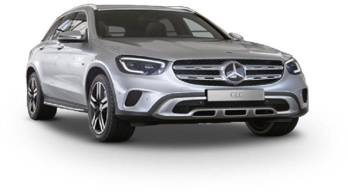 Mercedes-Benz GLC-Class 2019 Exterior 005