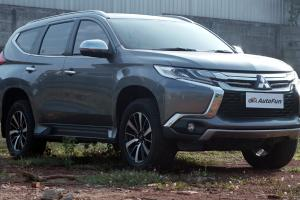 Ground Clearance Sedan Lebih Pendek, Mitsubishi Pajero Lebih Laris Terjual