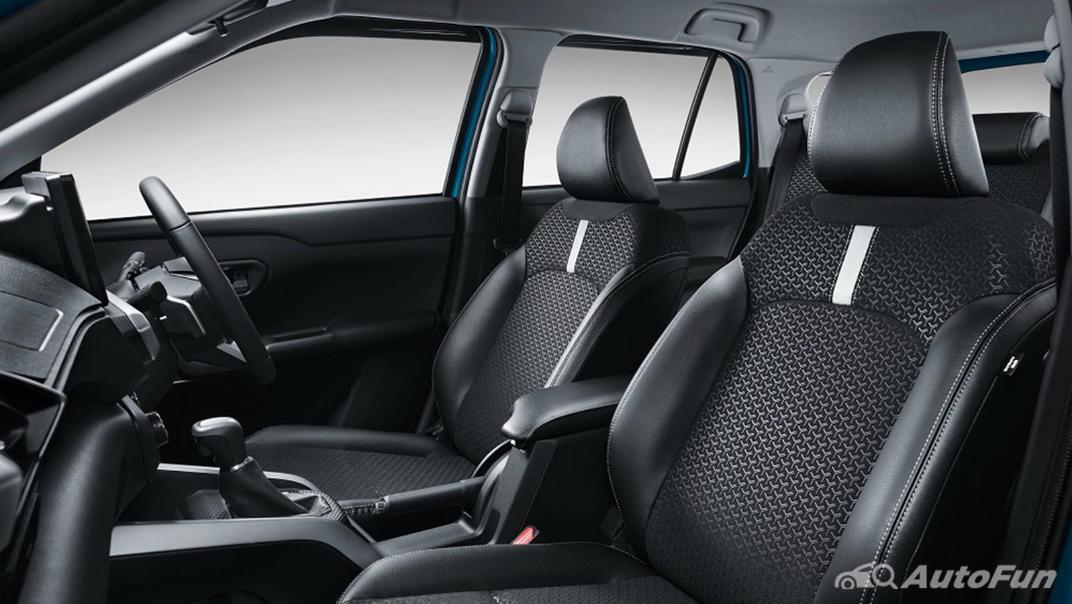 2021 Toyota Raize Interior 028