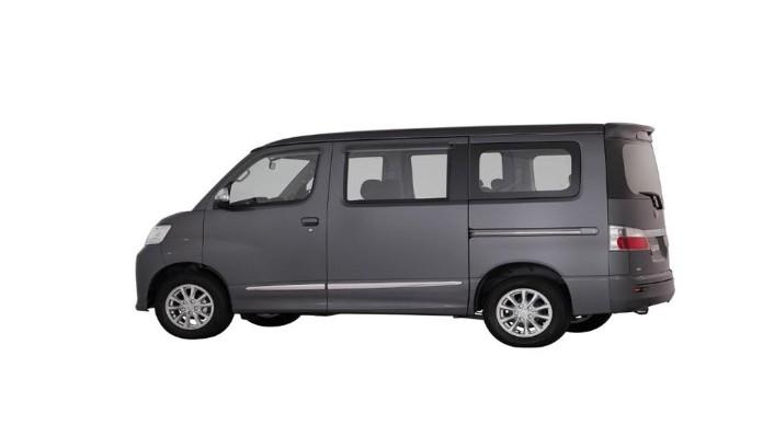 Daihatsu Luxio 2019 Exterior 007