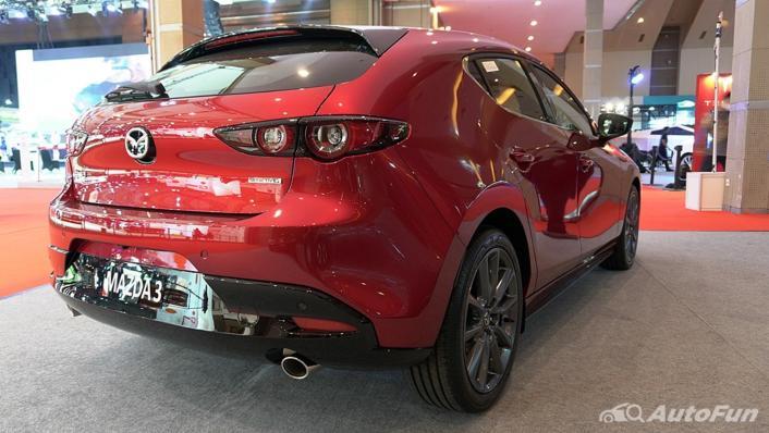 2021 Mazda 3 Exterior 003