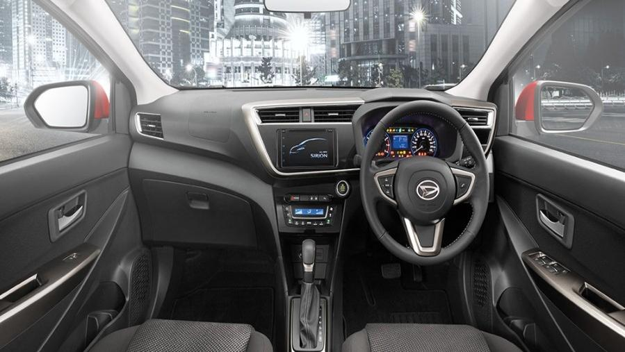 Daihatsu Sirion 2019 Interior 001