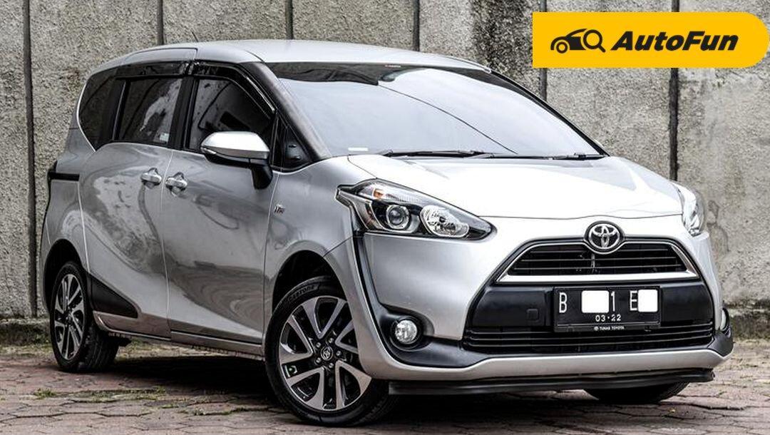 Berburu MPV Toyota Harga di Bawah Rp200 Jutaan, Pilih Avanza Baru dengan Diskon PPNBM atau Sienta Bekas? 01