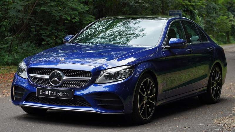 Edisi Penutup Mercedes-Benz C-Class W205 Resmi Meluncur, Harga Naik Rp 30 Jutaan 02