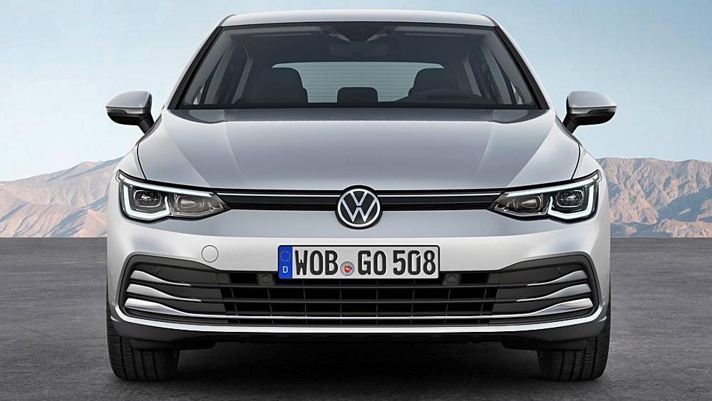 Volkswagen Golf 2019 Exterior 032