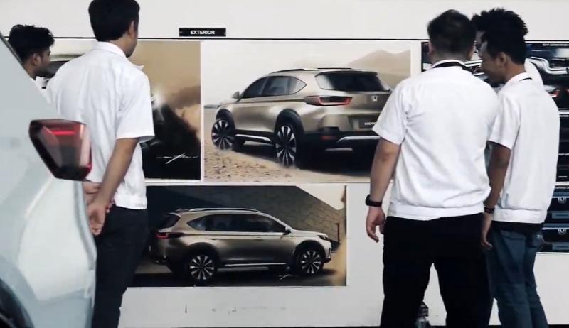 Detail Honda N7X Concept Yang Akan Diproduksi Sudah Tampil di Video Debutnya 02