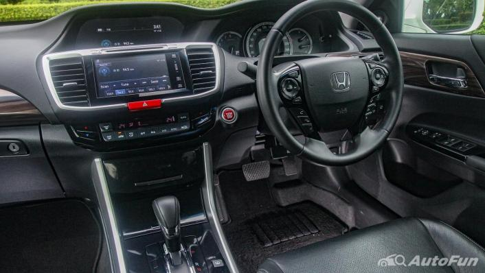 Honda Accord 2019 Interior 006