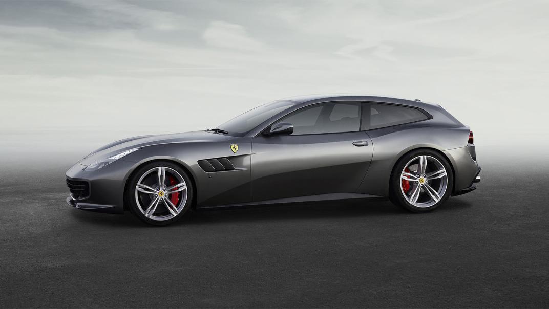 Ferrari GTC4Lusso 2019 Exterior 002