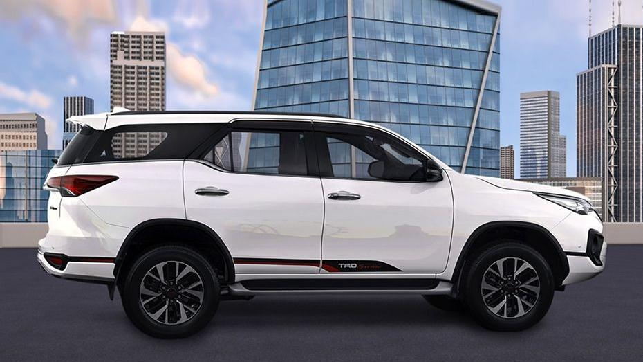 Toyota Fortuner 2019 Exterior 035