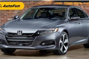 Honda Accord 2021 Raih Rating Keselamatan Tertinggi dari ASEAN dan Amerika Serikat, Terbukti Aman?
