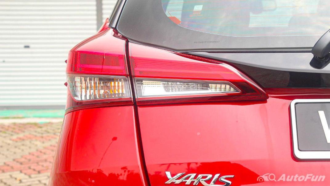 Toyota Yaris 2019 Exterior 016