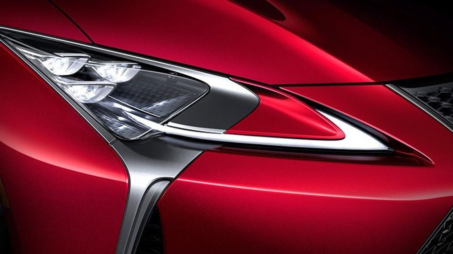 Lexus LC 2019 Exterior 007