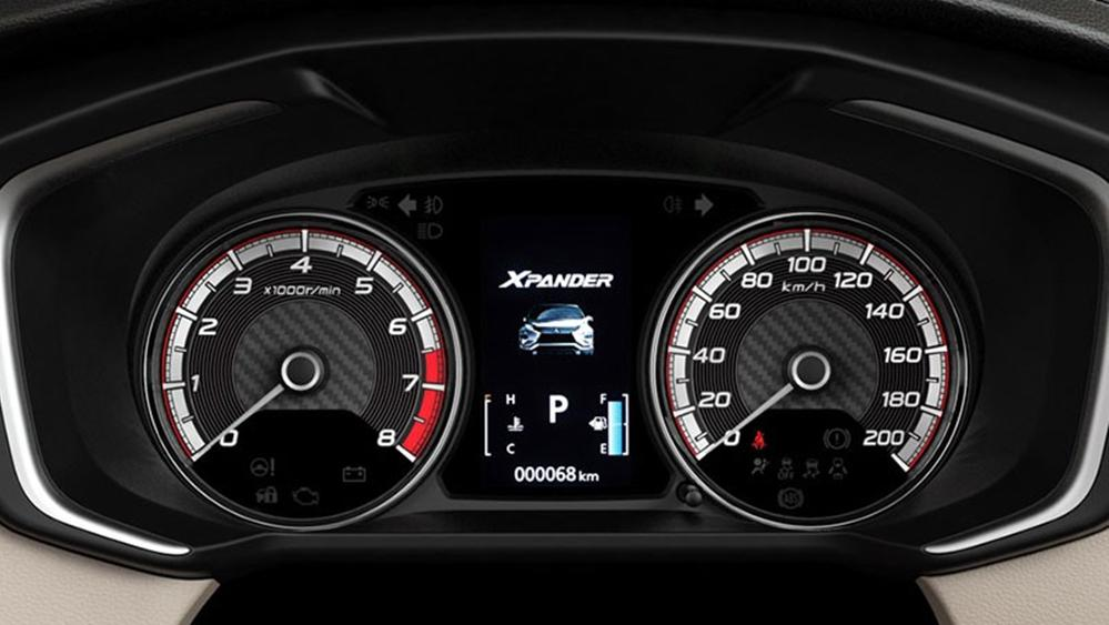 Mitsubishi Xpander 2019 Interior 004