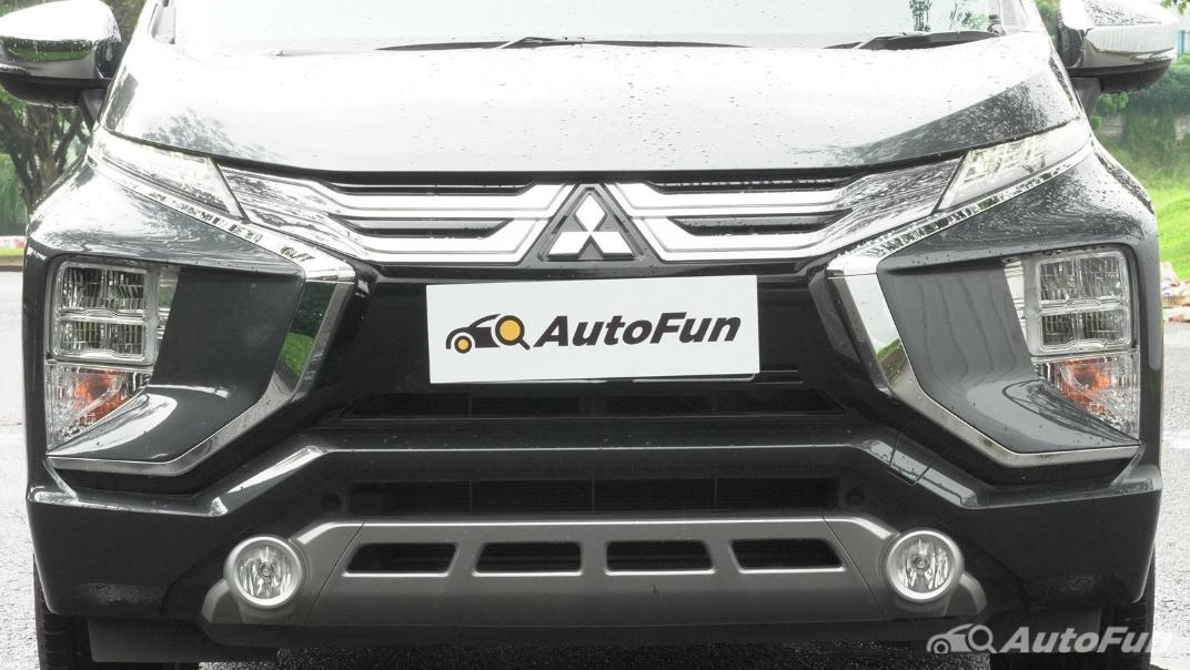 2020 Mitsubishi Xpander Ultimate A/T Exterior 014