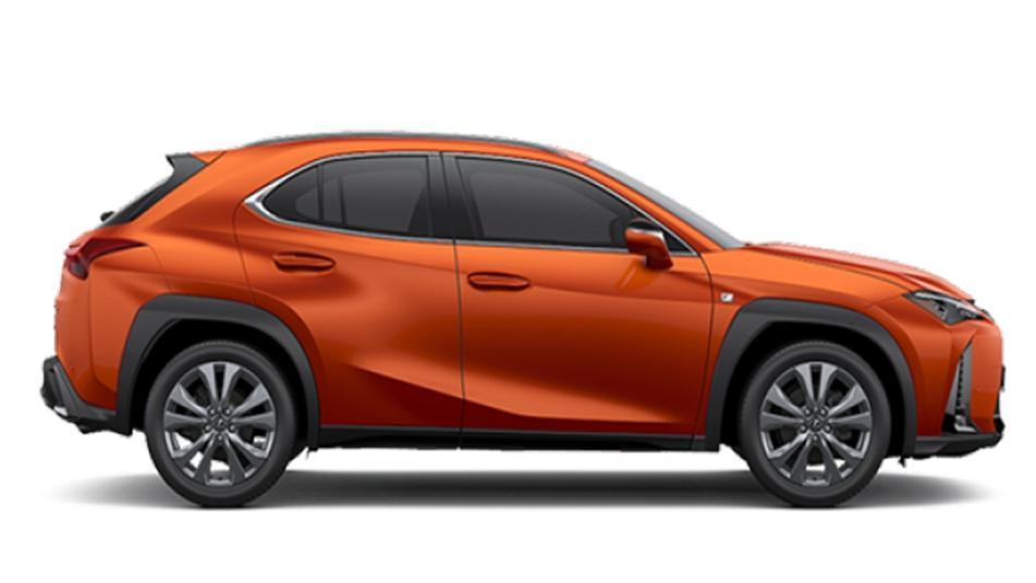 Lexus UX 2019 Exterior 001