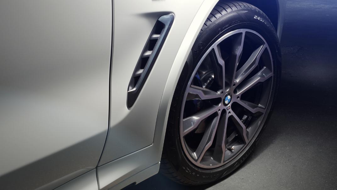 2021 BMW X3 xDrive30i M Sport Exterior 005