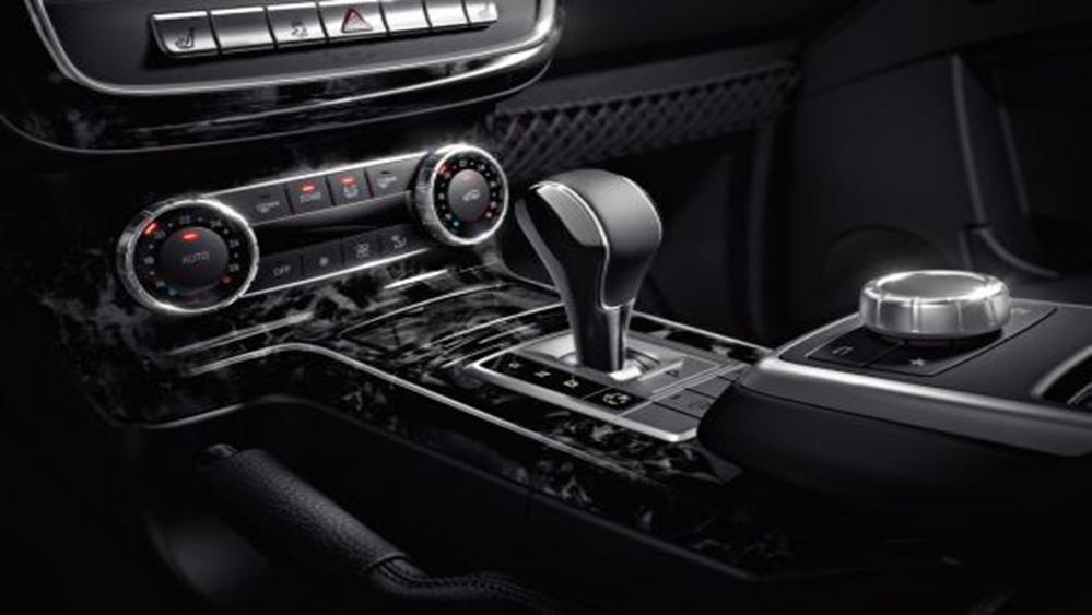 Mercedes-Benz G-Class 2019 Interior 012