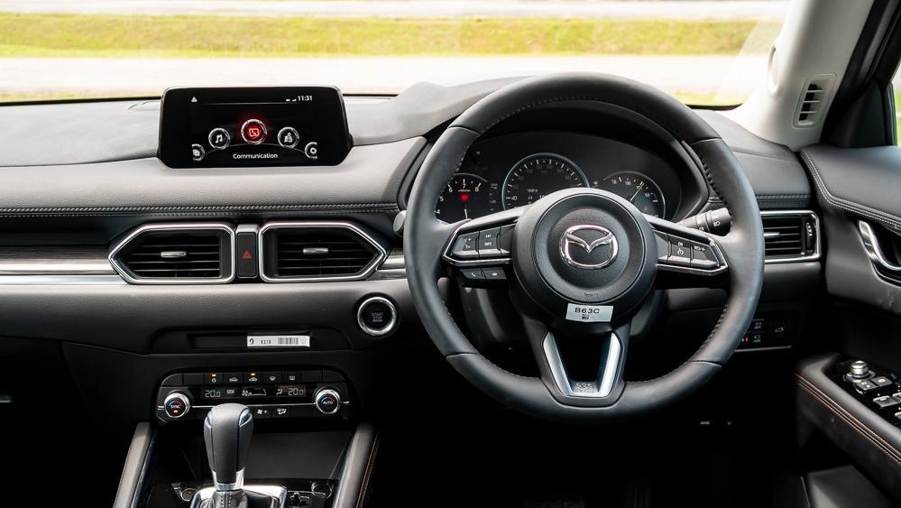 Mazda CX 5 2019 Interior 003