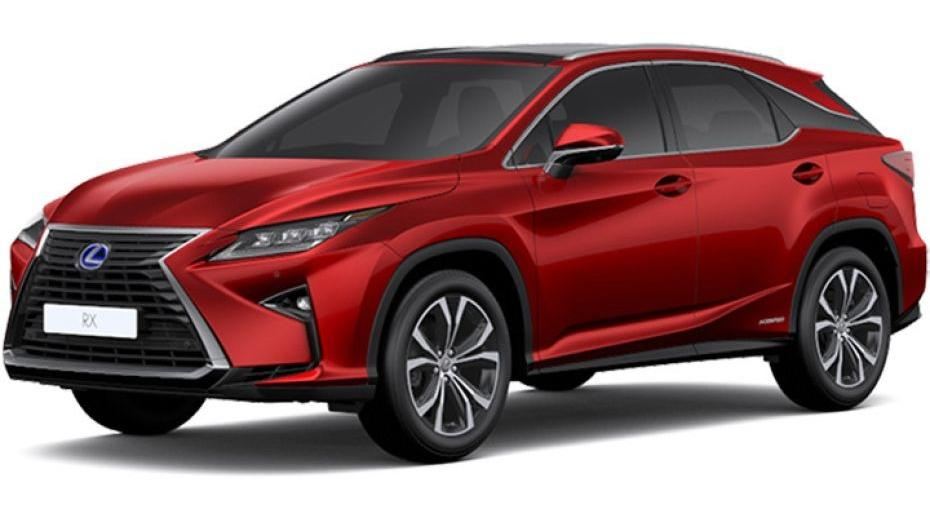Lexus RX 2019 Others 007