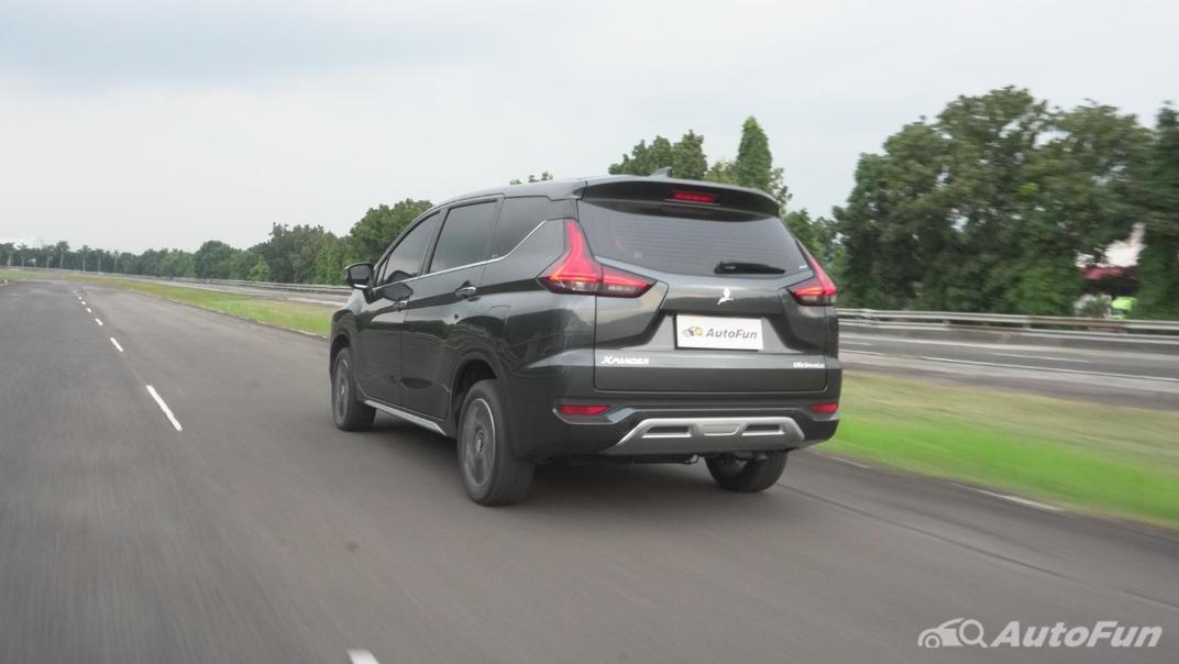 2020 Mitsubishi Xpander Ultimate A/T Exterior 052
