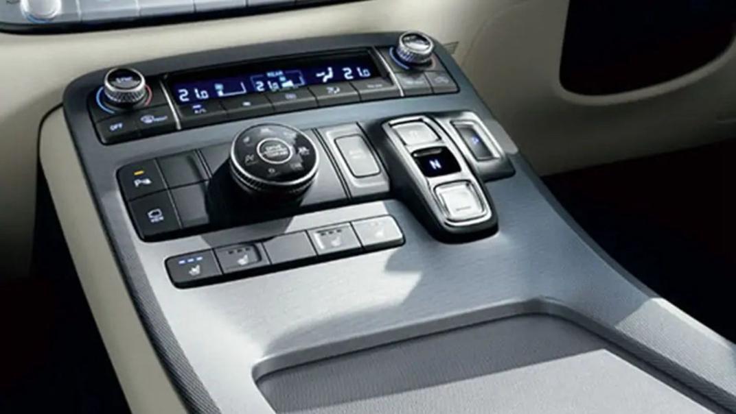 2021 Hyundai Palisade Interior 005