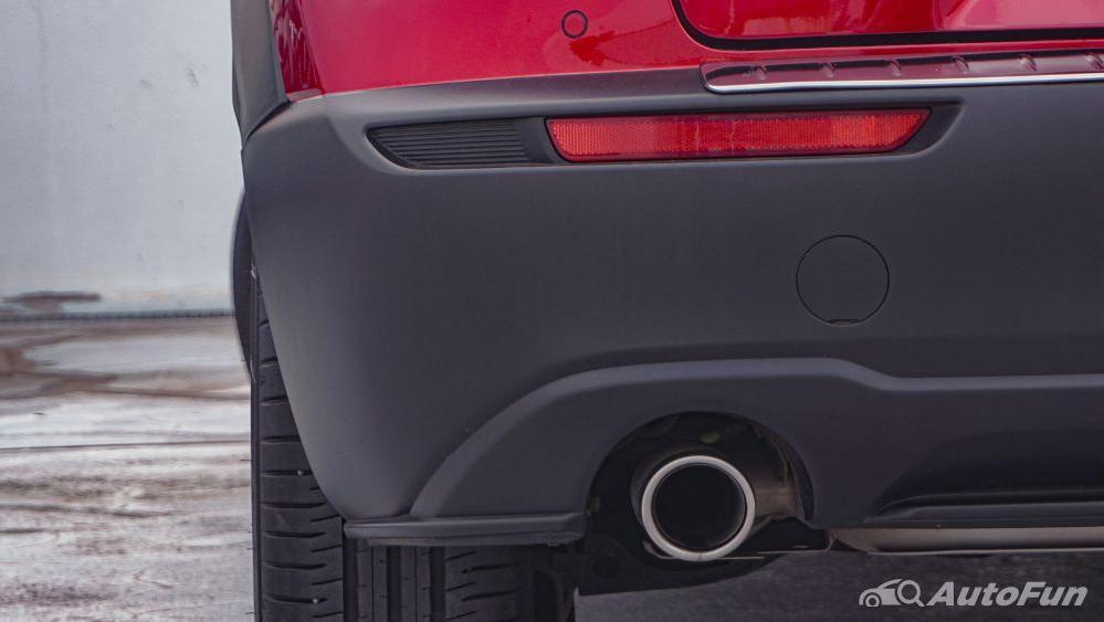Mazda CX 30 GT Exterior 033