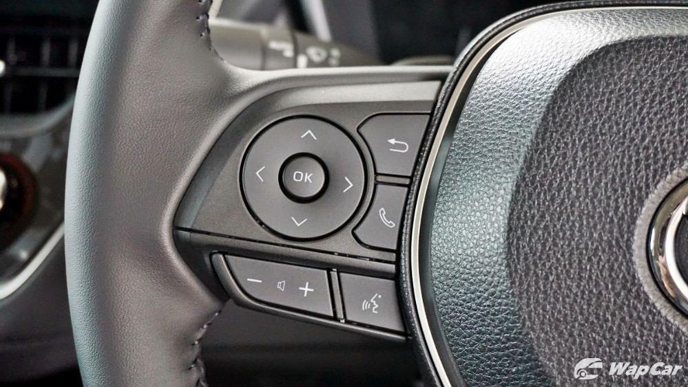 Toyota Corolla Altis 2019 Interior 053
