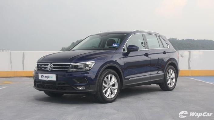 Volkswagen Tiguan 2019 Exterior 002